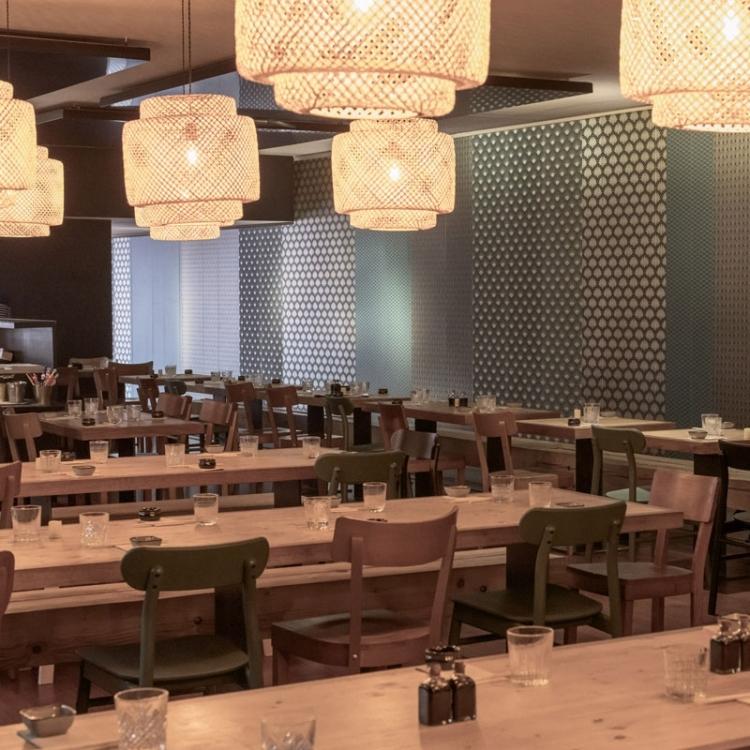 SEIIKI LEYEN-salle du restaurant